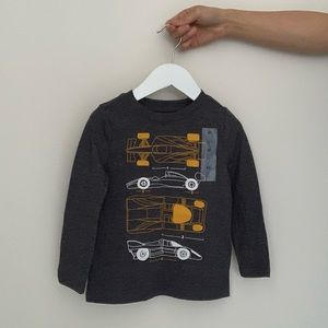 NWT! Old Navy Construction Vehicles Tshirt 3T